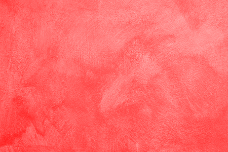 Red cement wall texture for Christmas or valentine, red abstract background with copy space your writing text. Standard-Bild - 116707780