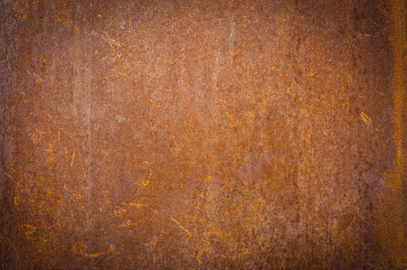 Metal rust background, Decay metal background, Old grunge rustic metal texture use for background. Standard-Bild - 116708295