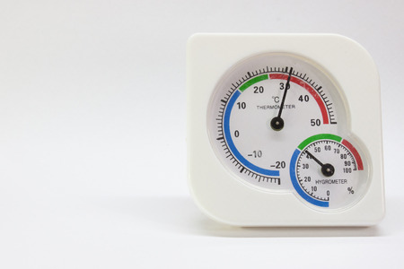 humidity gauge: Thermometer and Hygrometer
