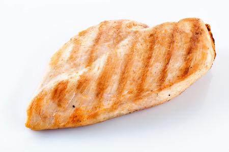 chicken breast: chicken fillet isolated