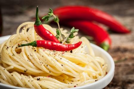 spaghetti photo