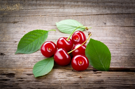 cherries Stock Photo - 22247424