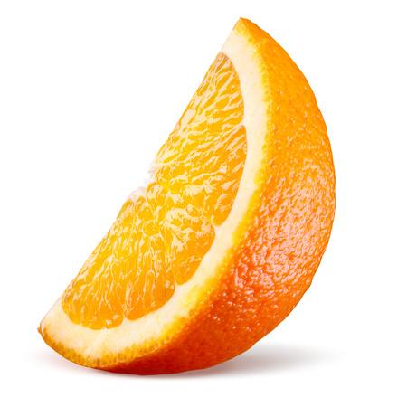 orange cut: Orange slice