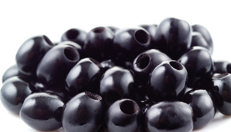 farci: Black olives