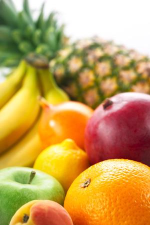 grenadilla: Fruit variety. Food background