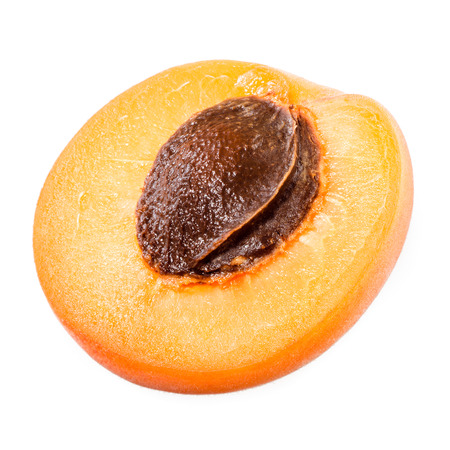 apricot kernel: Half of an apricot