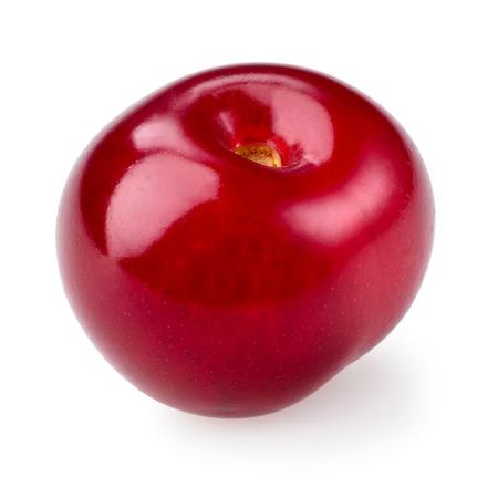 cherry: Cherry isolated on white background Stock Photo