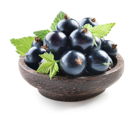 black: Black currant