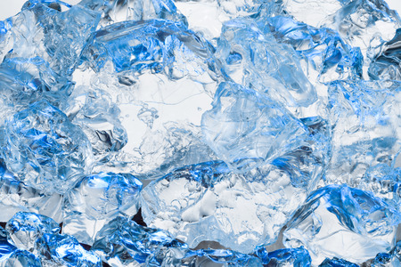 ice cold: Ice background Stock Photo
