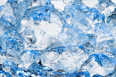 ice water: Ice background Stock Photo