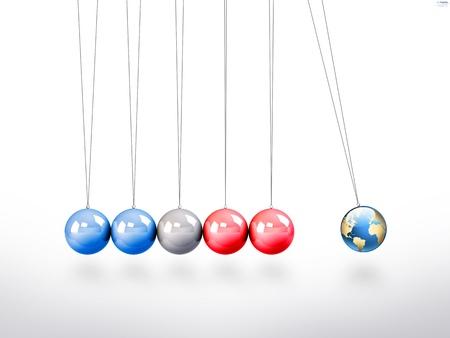 newton pendulum america world