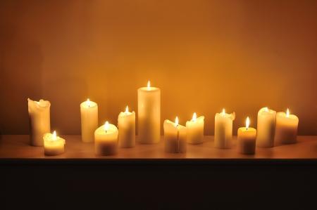 twelve candles