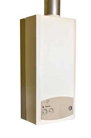 furnace: Gas boiler
