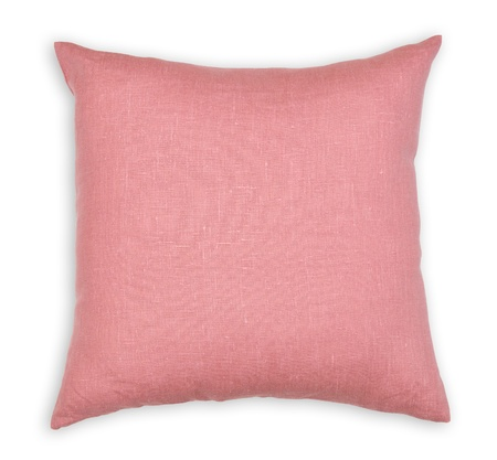 Purple pillow photo