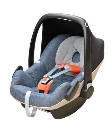 Baby car seat photo