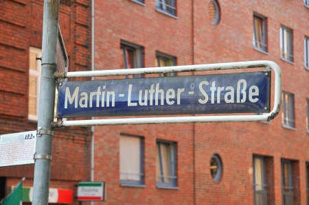 luther: Martin Luther street
