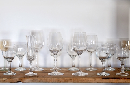 various glasses photo