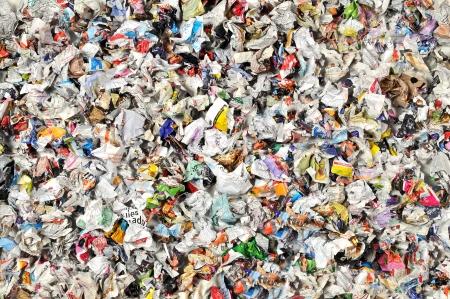 rumple: Crumpled paper