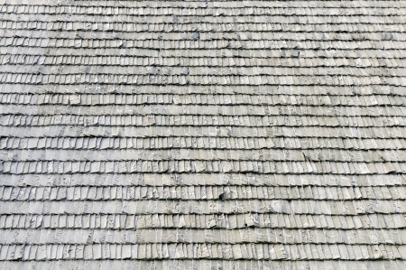 old roof photo