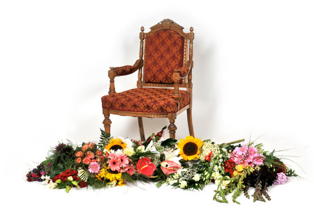 empty chair Stock Photo - 22499877
