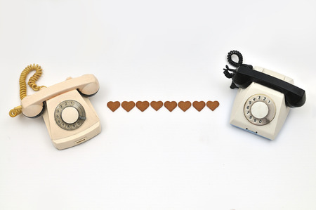 Phone love photo