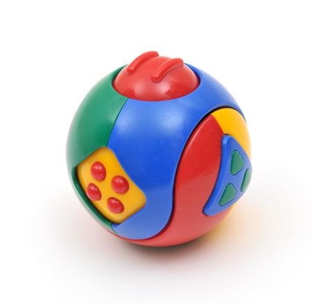 for children toys: developmental Toys for children Stock Photo