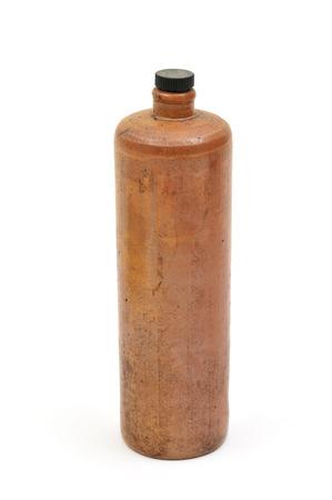 balsam: old balsam bottle Stock Photo