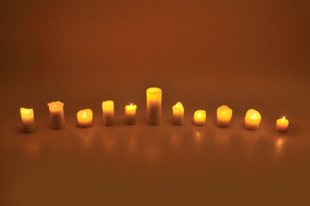 eleven: eleven candles