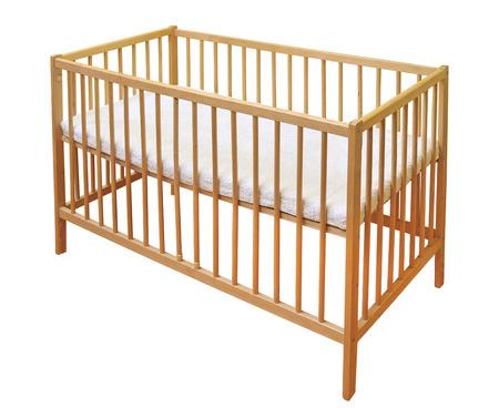 Crib Standard-Bild