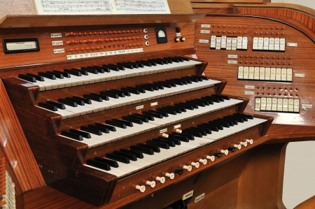 pipe organ: Pipe organ