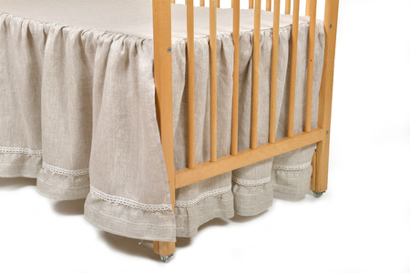 Baby bed photo