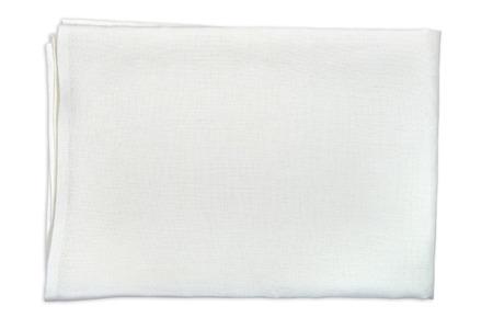 white linen: Tejido de lino blanco Foto de archivo