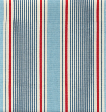 princely: striped fabric