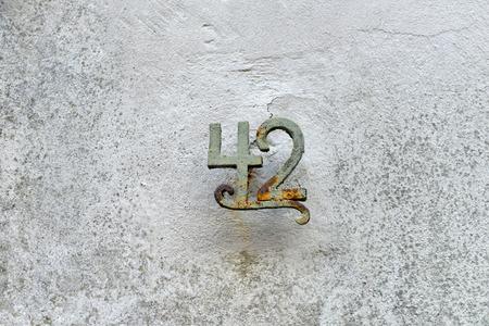 하우스 넘버 42 (42)