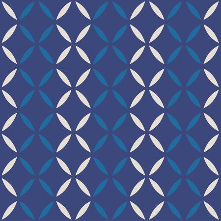 vector indigo dabu print seamless repeat pattern tile.