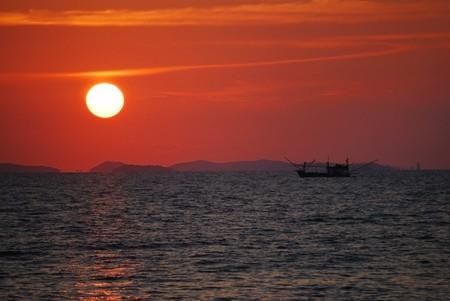 Dusk Sea photo