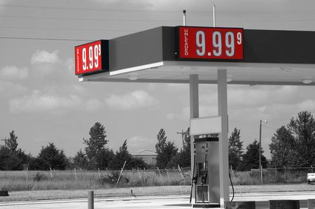 terrifying: The terrifying future of gas prices.