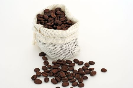 Coffee beans bag