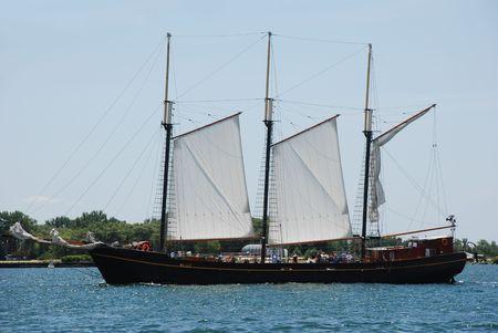 scurvy: Sailing ship