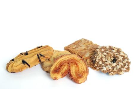 Delicious fancy cookies Stock Photo - 1622786