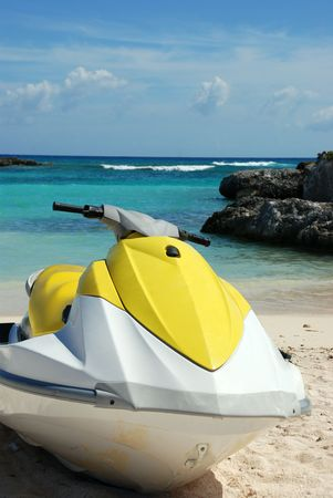 Water jet-ski scooter