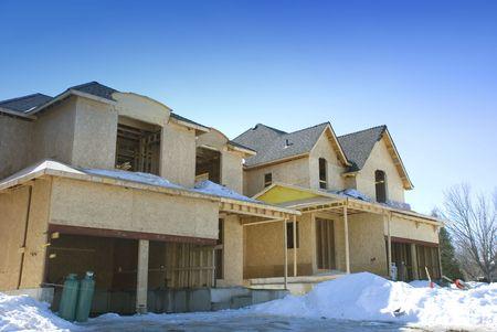 property: Property Construction unfinished