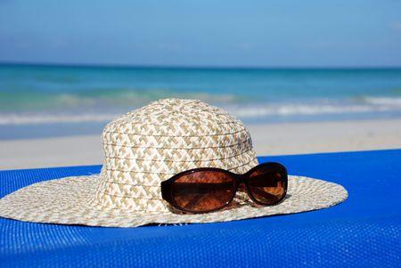 Holiday at Caribbean beach