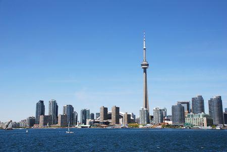 Toronto skyline  Stock Photo - 7315513