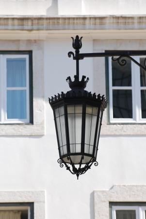 street lamp: Street light lamp Stock Photo