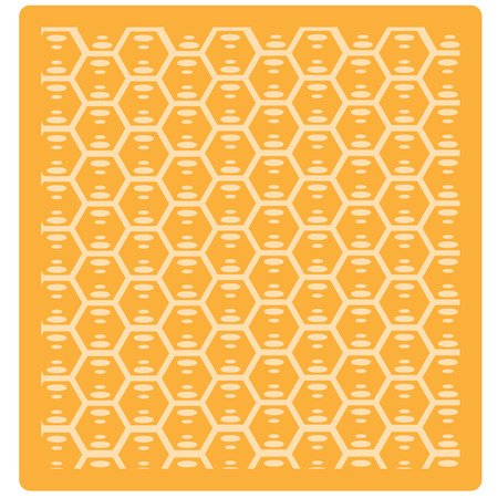 It is a honeycomb.