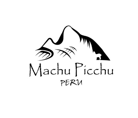machu: Machu Picchu illustration