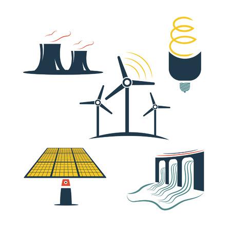 energy industry: set of energy industry