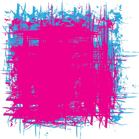 neon grunge backgrond Vector