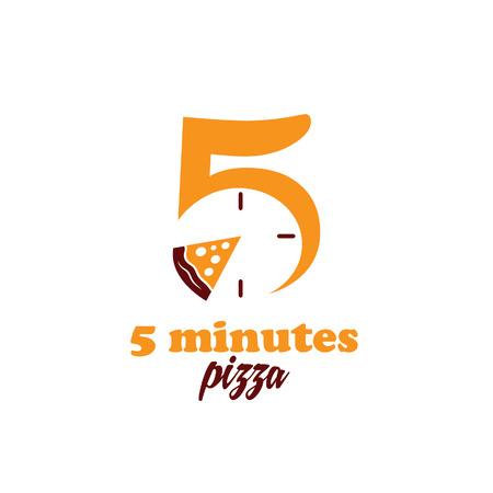 five minutes pizza